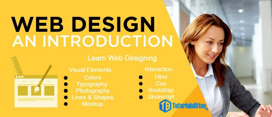 learn web designing easily
