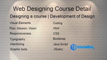 designing course